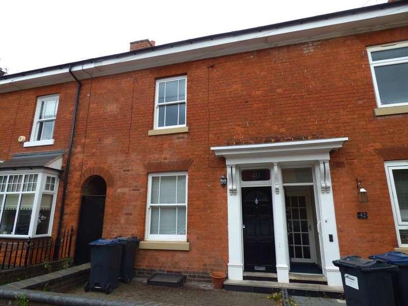 3 Bedrooms Terraced House for rent in Bull Street, Harborne, Birmingham, B17 0HH