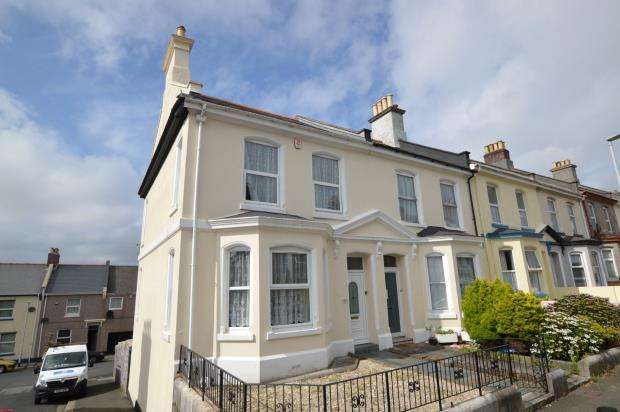 3 Bedrooms End Of Terrace House for sale in Alcester Street, Plymouth, Devon