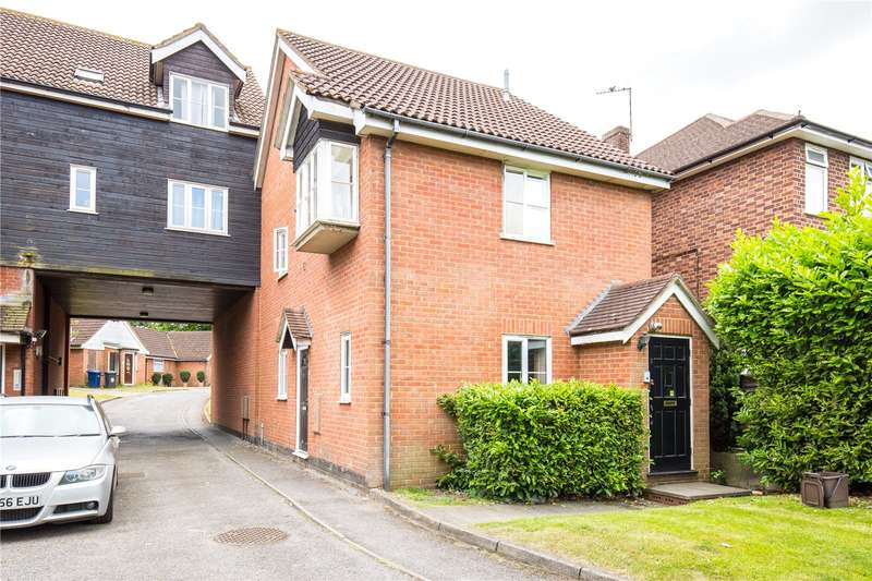 1 Bedroom Maisonette Flat for sale in Deodora Close, Whetstone, London, N20