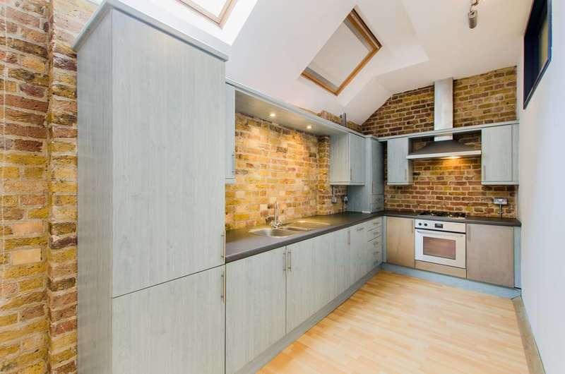 Studio Flat for sale in Dufferin Street, St Lukes, EC1Y
