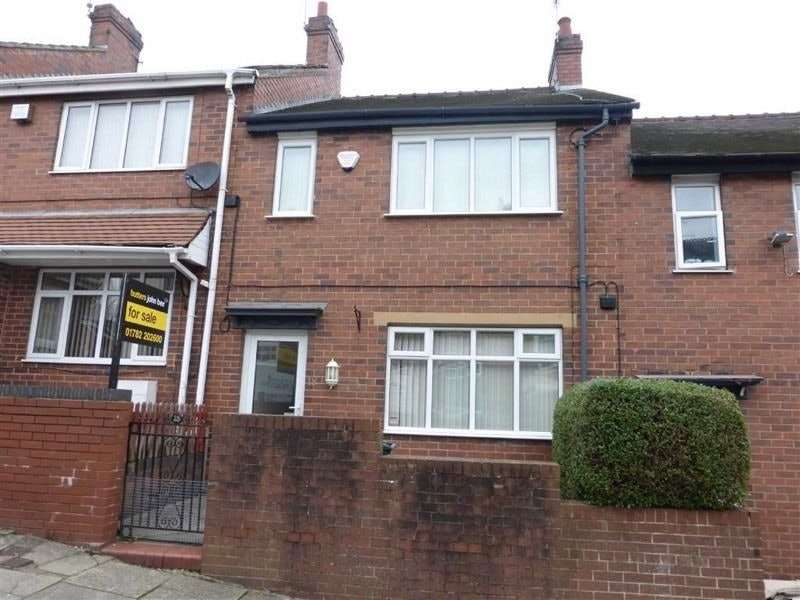 3 Bedrooms Terraced House for sale in Mars Street, Smallthrorne, Staffordshire, ST6