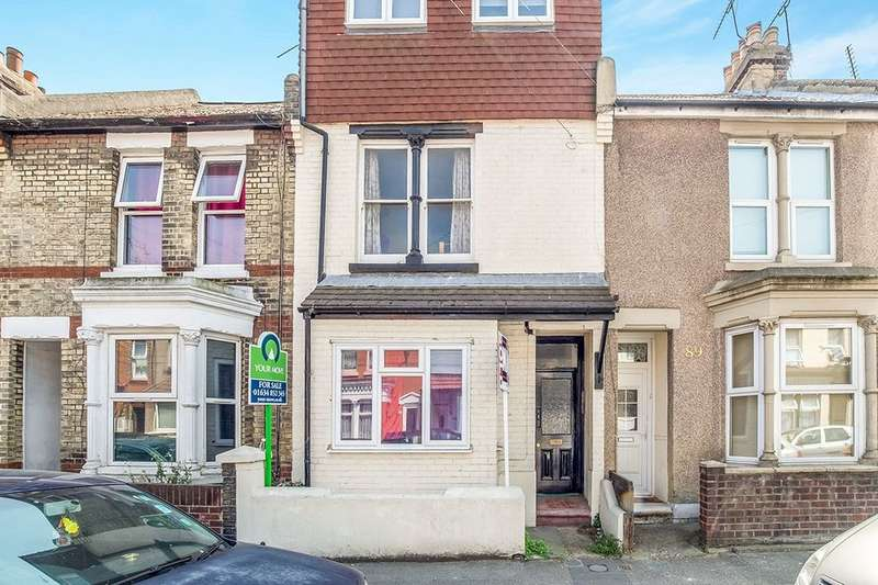 1 Bedroom Flat for sale in B Balmoral Road, Gillingham, ME7