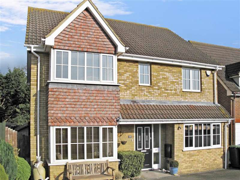 4 Bedrooms Detached House for sale in Blackberry Way, Whitstable, Kent