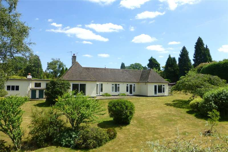 4 Bedrooms Detached Bungalow for sale in Woodhouse Lane, Holmbury St. Mary, Dorking, Surrey, RH5