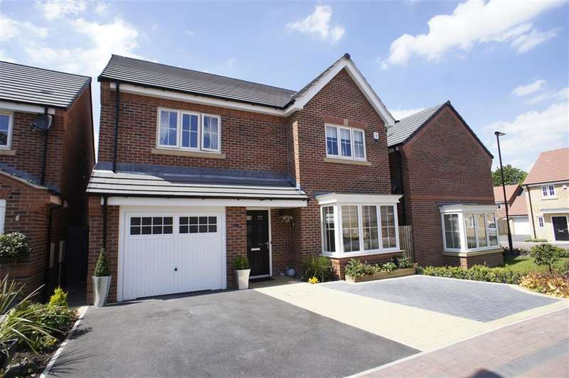 4 Bedrooms Detached House for sale in Summerhouse Drive, Norton, Sheffield S8 8AD