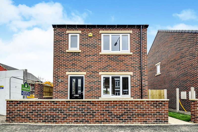 3 Bedrooms Detached House for sale in Plot One Pilsley Road, Danesmoor, Chesterfield, S45