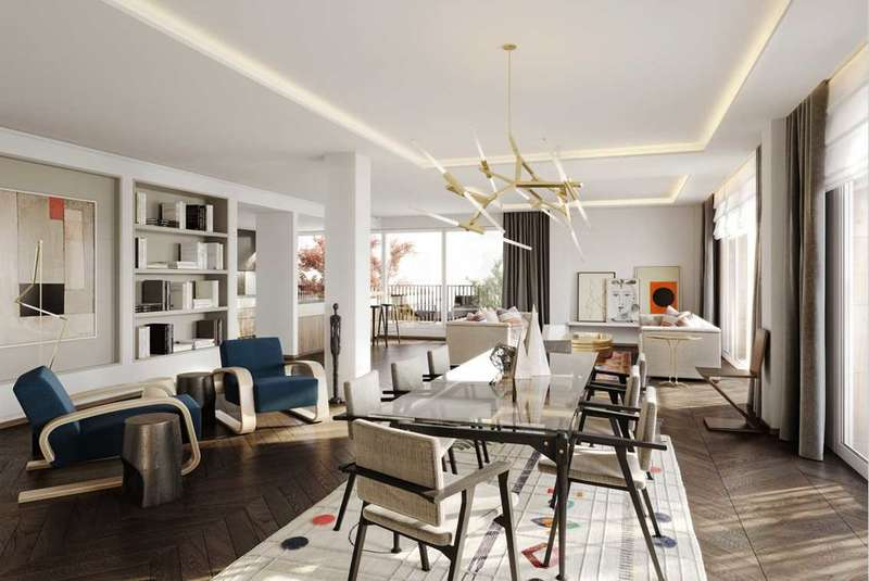 2 Bedrooms Apartment Flat for sale in The Colyer, Covent Garden