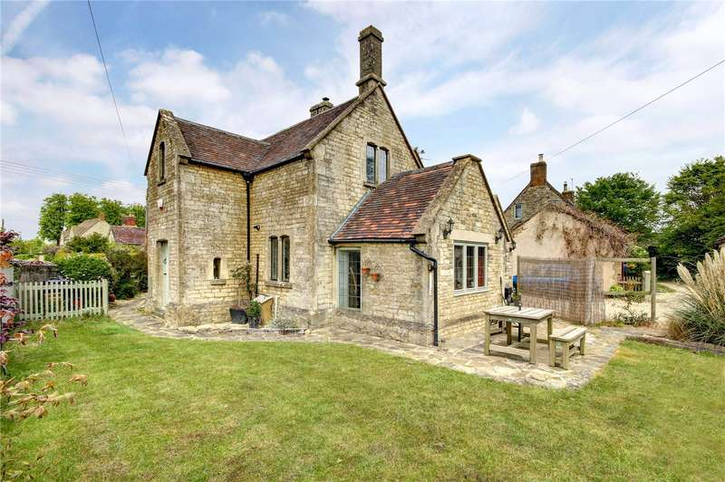 4 Bedrooms Detached House for sale in Latton, Swindon, Wiltshire, SN6