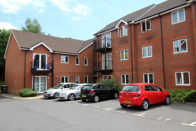 2 Bedrooms Flat for sale in Providence Hill, Bursledon, Southampton, SO31