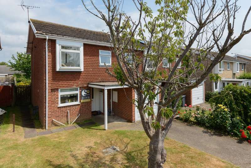4 Bedrooms Semi Detached House for sale in Rushmead Close, Canterbury, CT2