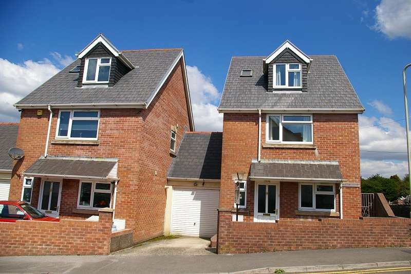 3 Bedrooms Detached House for sale in Jancer House, Prince Road, Kenfig Hill, Bridgend. CF33 6AZ