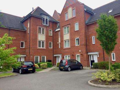 1 Bedroom Flat for sale in Badger Road, West Timperley, Altrincham, Greater Manchester