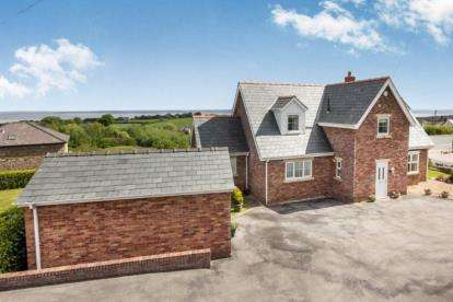4 Bedrooms Detached House for sale in Carmel Road, Carmel, Holywell, Flinshire, CH8