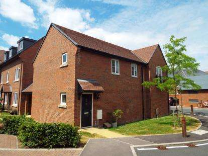 2 Bedrooms Maisonette Flat for sale in Denmead, Waterlooville, Hampshire