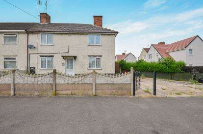 3 Bedrooms Semi Detached House for sale in Martyn Avenue, Sutton-In-Ashfield, Nottinghamshire, Notts
