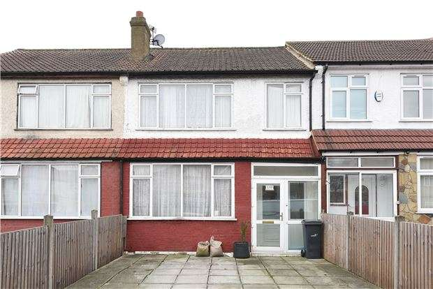 3 Bedrooms Terraced House for sale in Streatham Vale, LONDON, SW16 5SP