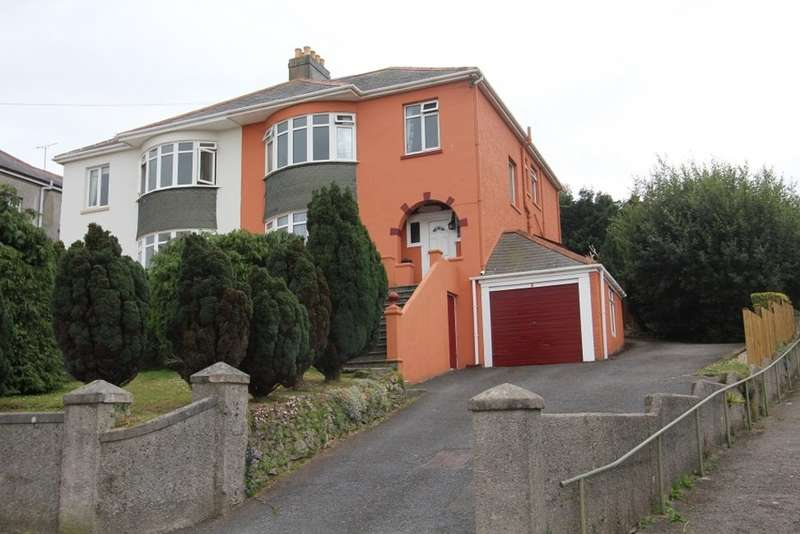 5 Bedrooms Semi Detached House for sale in Perinville Road, Torquay