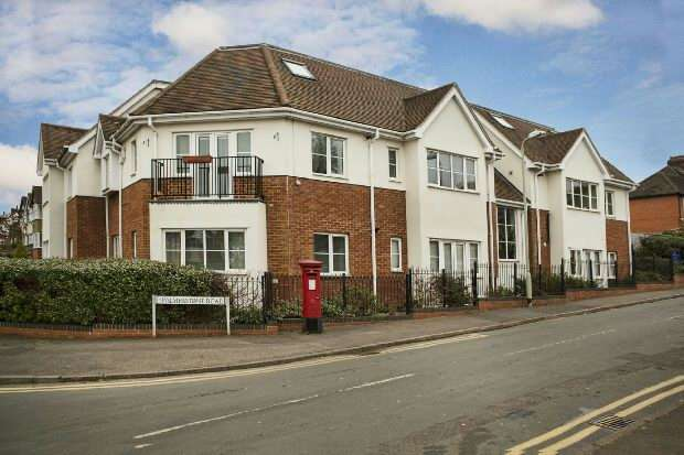 2 Bedrooms Flat for sale in Palmerstone Place, Palmerstone Road, Earley, Reading