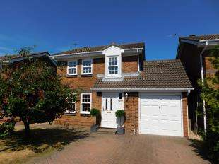 3 Bedrooms Detached House for sale in Shillingheld Close, Bearsted, Maidstone, Kent