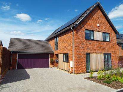 4 Bedrooms Detached House for sale in Swan's Nest, Swaffham