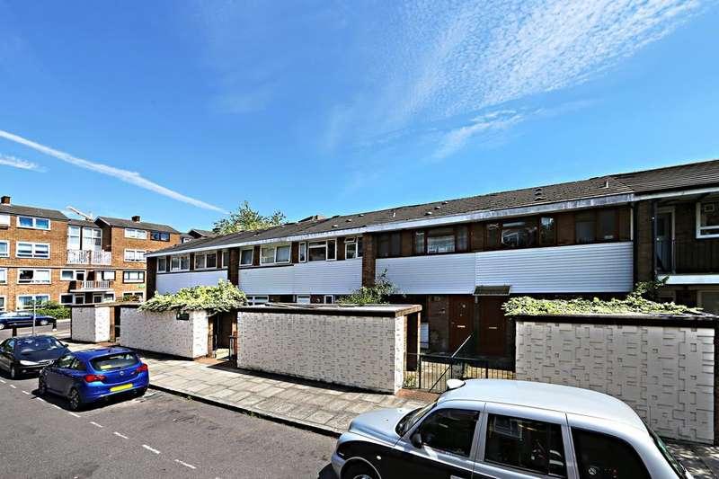 2 Bedrooms Terraced House for sale in Galbraith Street, London E14