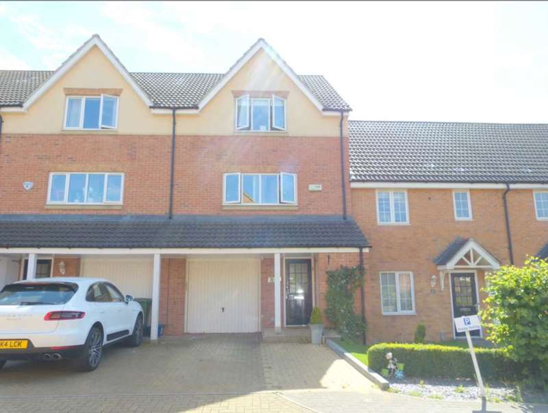 3 Bedrooms Semi Detached House for sale in Keats Close, Borehamwood