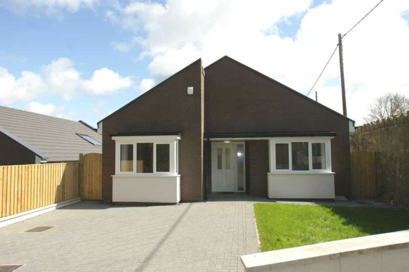 3 Bedrooms Detached Bungalow for sale in 1 Clos Llwyn Onn, Fron Park Road, Holywell, Flintshire. CH8 7UD