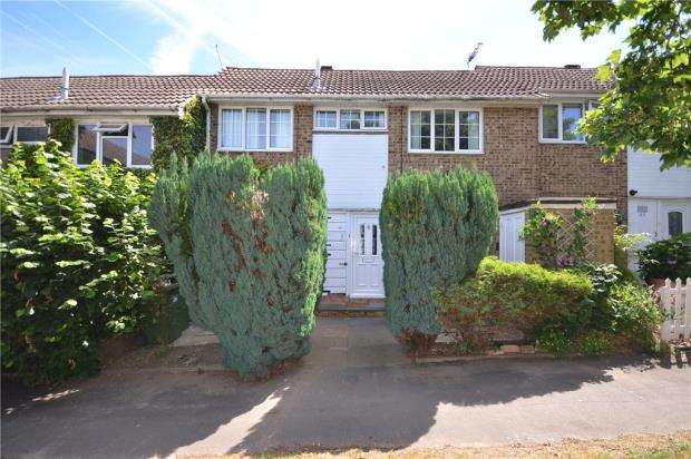 4 Bedrooms Terraced House for sale in Viking, Bracknell, Berkshire