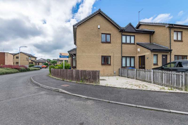 2 Bedrooms House for sale in Greenlaw Crescent, Paisley, PA1 3RT