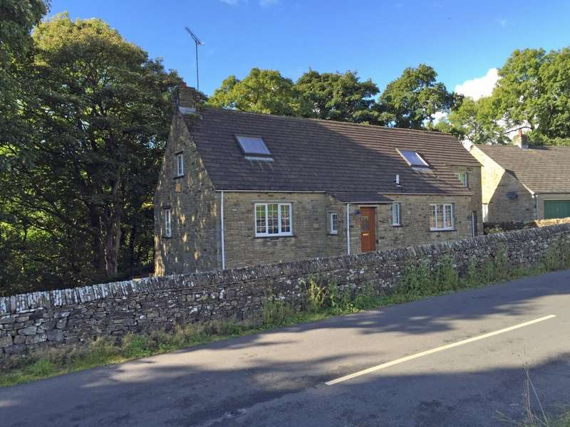 5 Bedrooms Detached House for sale in Shaw Ghyll Lodge, Simonstone, Hawes, DL8 3LY