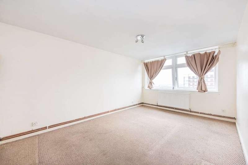 2 Bedrooms Flat for sale in Shepherds Bush Green, Shepherd's Bush, W12