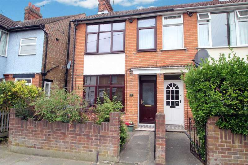 3 Bedrooms End Of Terrace House for sale in Schreiber Road, Ipswich