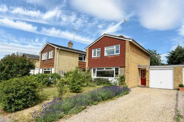 3 Bedrooms Link Detached House for sale in Sewell Avenue, WOKINGHAM, Berkshire