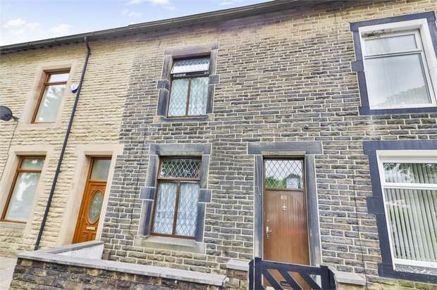 4 Bedrooms Terraced House for sale in Bury Road, Haslingden, Rossendale, Lancashire