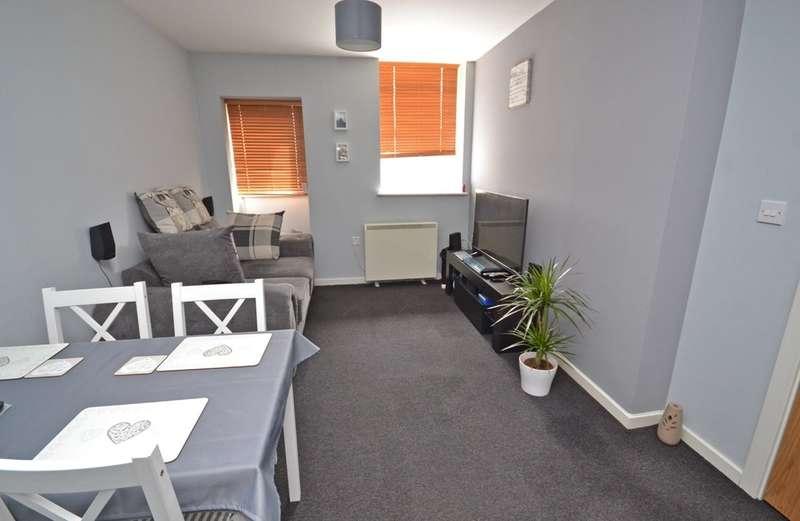 1 Bedroom Flat for sale in Market Street, Wakefield