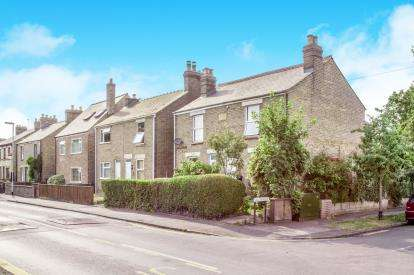3 Bedrooms Semi Detached House for sale in Chesterton, Cambridge, Cambridgeshire