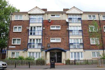 2 Bedrooms Flat for sale in Canning Town, London, England
