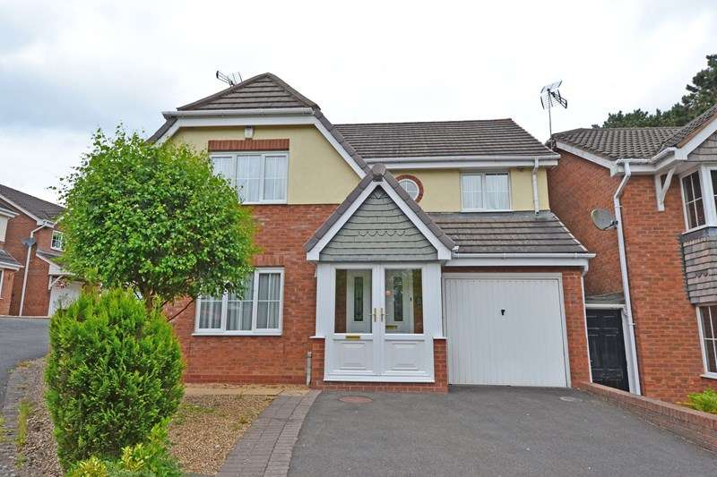 4 Bedrooms Detached House for sale in The Pines, Rednal, Birmingham