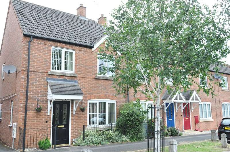 3 Bedrooms End Of Terrace House for sale in Brookfield Road, Kings Norton, Birmingham
