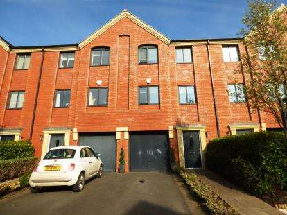 3 Bedrooms Terraced House for sale in Newton Close, Chester, Cheshire, CH1