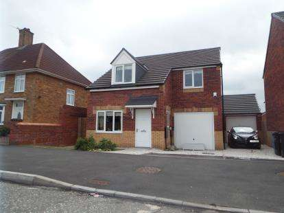 3 Bedrooms Detached House for sale in Hillside Avenue, Huyton, Liverpool, Merseyside, L36