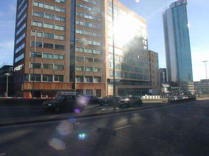 2 Bedrooms Flat for sale in Westside One, 22 Suffolk Street Queensway, Birmingham, West Midlands