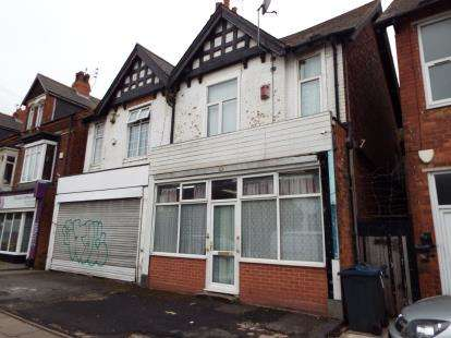 4 Bedrooms Semi Detached House for sale in Pershore Road, Selly Park, Birmingham, West Midlands