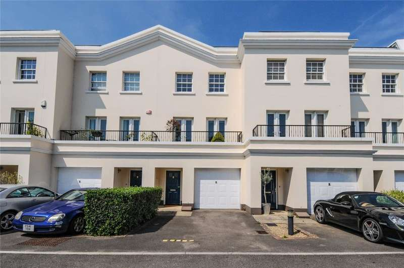 3 Bedrooms Terraced House for sale in Arundel Wing, Tortington Manor, Ford Road, Arundel, West Sussex, BN18