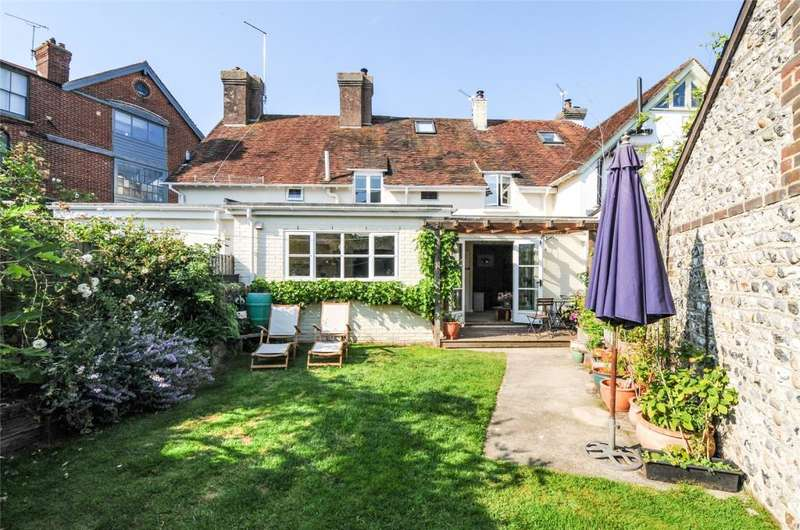 3 Bedrooms House for sale in Surrey Wharf, Arundel, West Sussex, BN18