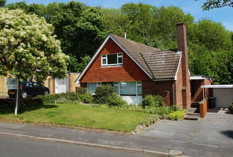 5 Bedrooms Detached House for sale in Wrensfield, Hemel Hempstead