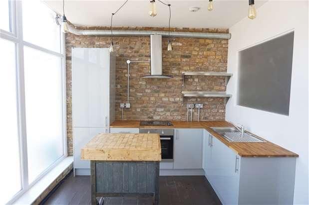 1 Bedroom Studio Flat for sale in Cheltenham Road, Peckham