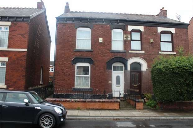 3 Bedrooms Semi Detached House for sale in Oldham Road, Ashton-under-Lyne, Greater Manchester