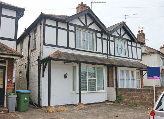 4 Bedrooms Semi Detached House for sale in Kenilworth Road, Bognor Regis, West Sussex