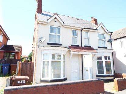 2 Bedrooms Semi Detached House for sale in Huntington Terrace Road, Cannock, Staffordshire